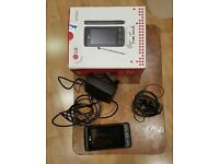 LG KP500 touch sensitive screen mobile phone