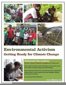 Plant trees to stop erosion and educate people in the Caribbean!