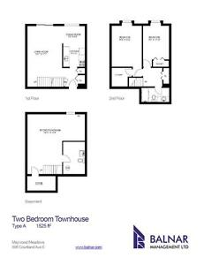 2 bedroom townhouses in Kitchener near LRT Station! Kitchener / Waterloo Kitchener Area image 10