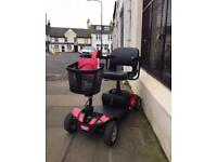 Mobility Scooter Large Travel Size