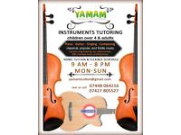 Piano and Guitar tutoring & kids entertainment