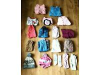 Lovely Bundle Girls Clothes mostly 12-18 months John Lleeis