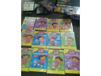 Dora the explorer DVDs new in wapper