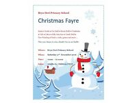 Bryn Deri Primary School Christmas Fayre