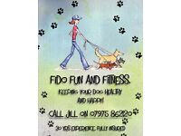 Fido Fun and Fitness.