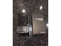 Blackberry classic new
