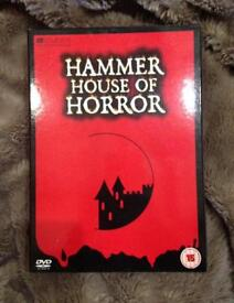 Hammer House of Horror DVD Boxset Complete All Episodes