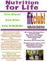 Fit class leader, Wellness coaches