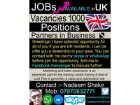 Partner in Business Opportunity to Swap Skills