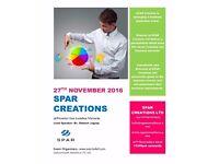 SPAR Creation Business promotion Event