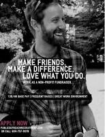 Do You Love Working With People? Want to Make a Positive Impact?