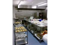 Catering Assistant required - 6.30am to 11.30am