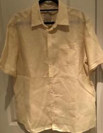"""Men's Linen Shirt 42"""""""