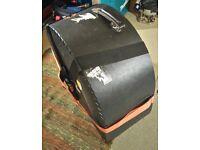 """20"""" Bass Drum Case For Sale - Rigid Vinyl Construction"""
