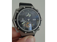 X-FRAME VULCAN Mechanical Automatic Watch