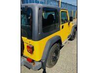 Jeep, WRANGLER, Convertible, 2001, Manual, 2464 (cc), 2 doors