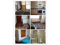 Brighton town centre,bills include one bedroom flat, one double room, one sofa bed in living room