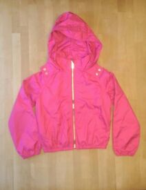 Ralph Lauren Girls Spring Jacket Pink Age 4