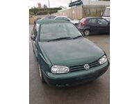 Breaking door seal 2000 Volkswagen Golf MK4 2.0 cabriolet convertible Green bumper wing window