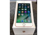 iPhone 6s Plus rose gold unlocked 64gb excellent condition