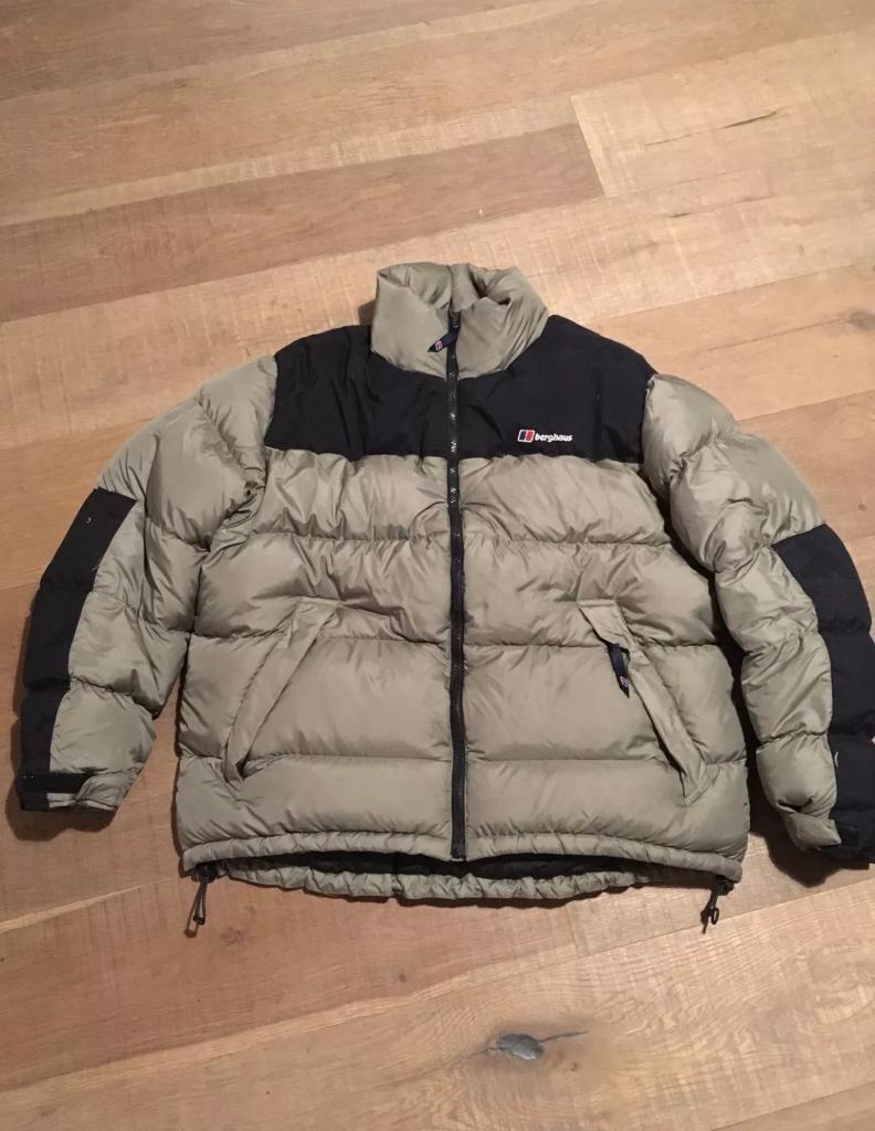 b7d58954ea Berghaus winter puffer   puffa men s jacket    north face    supreme     nuptse