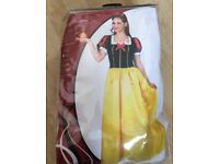 Snow White Fancy Dress with head band