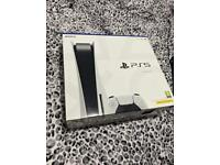 PlayStation 5 disc PS5