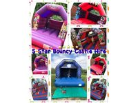 Bouncy Castle Hire wakefield