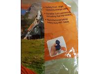230v 25m Extension Cable - Camping / Hook-up / Mains / Caravan / Motorhome