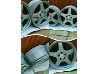 Mercedes AMG monoblock alloy wheels alloys monoblocks