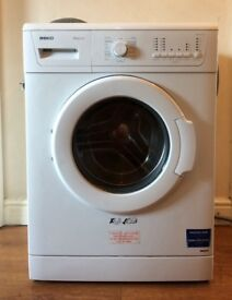 BEKO 6kg A+ class 1100rpm washing machine in excellent condition