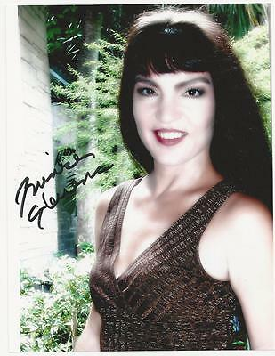 Brinke Stevens signed photo