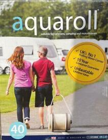 Aquaroll Water storage Unit.
