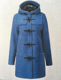 Gloverall Mid Length Duffle Coat For Women- Brand New with Tag - £325 on website 'Absolute bargain'!