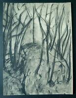 Jacqueline Vladimir Pavlowsky Firmado Abstracto 2 Siglo Escuela De Paris Xx Ref -  - ebay.es