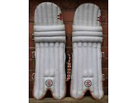 Child's cricket pads