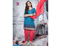 AWESOME MEGHALI BABY DOLL VOL-32 WHOLESALE COTTON DRESS MATERIAL