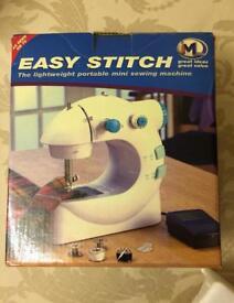 Mini stitch machine