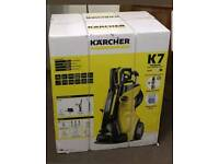 Karcher k7 pressure washer brand new