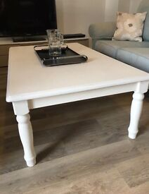 Coffee Table painted in Farrow and Ball