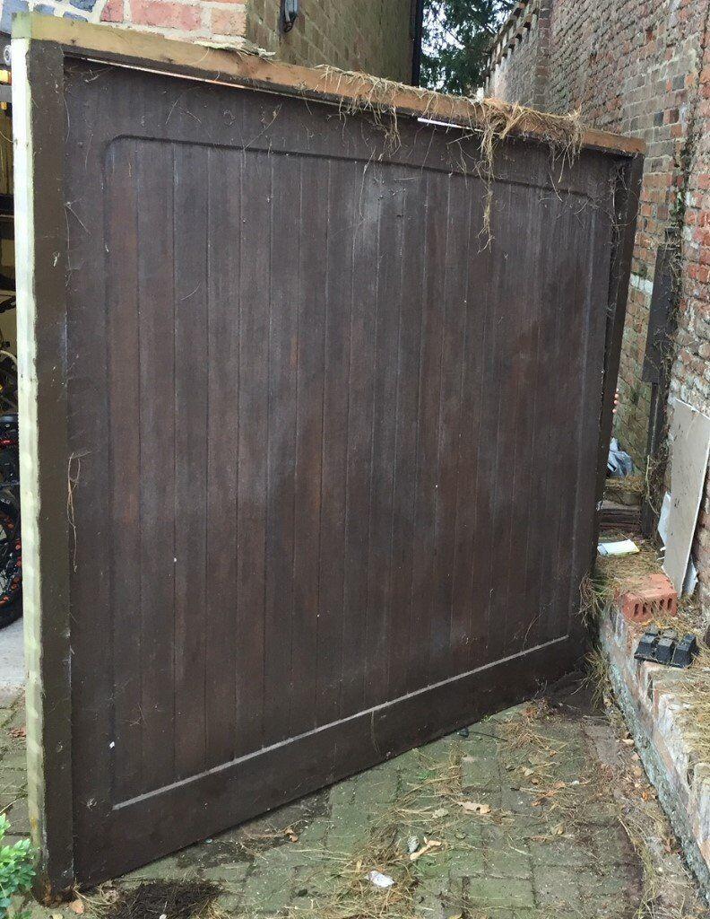 Wessex wood effect garage door 83 x 83 inch fibreglass door cw wessex wood effect garage door 83 x 83 inch fibreglass door cw wooden frame rubansaba