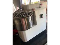 Italian Spiral Dough Mixer IFM7