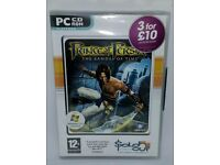 PRINCE OF PERSIA Sands of Time PC-CD ROM BN Sealed