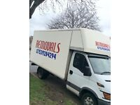3.5 tonne extra long Iveco Daily, 53 Reg, Ideal for house removals!!!!!