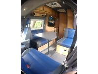 Camper van conversions. Ply lining/carpeting, units, installations, seats. VW T4 T5 Transit projects