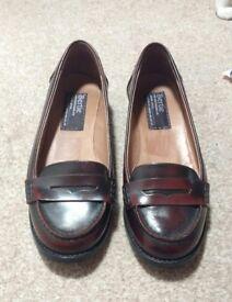 Bertie loafer bearly worn women 38