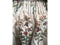 Quality long curtains (Reduced Price)