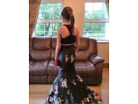 Formal two piece size 6-8