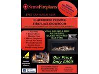 Senso Fireplaces & Gas Fire Showroom Based on Darwen Street Blackburn BB2 2AJ