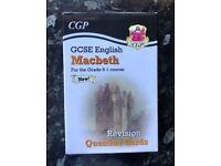 Macbeth GCSE Flash Cards